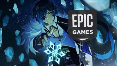 Genshin Impact в Epic Games Store и Донат