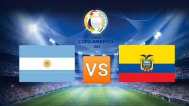 Аргентина — Колумбия: Кубок Америки, 1/2 Финала Онлайн