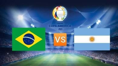 Бразилия — Аргентина: Финал Кубка Америки: Онлайн Трансляция