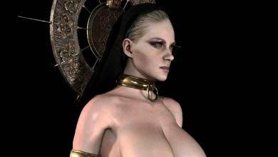 Новый Мод с Голой Мирандой в Resident Evil Village Удивляет Формами Антагониста