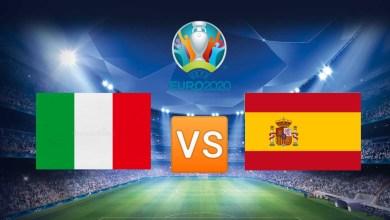 Италия — Испания: Онлайн-Трансляция Матча 1/2 Финала Евро-2020