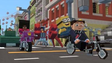 Дополнение «Minions x Minecraft» уже Доступно в Minecraft Marketplace