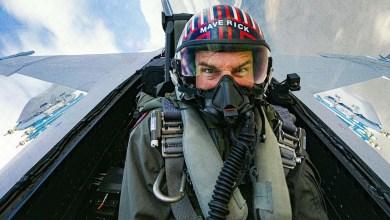 Звезда Top Gun 2 Признает, Что из-за Трюков на Самолете Его Сильно Рвало
