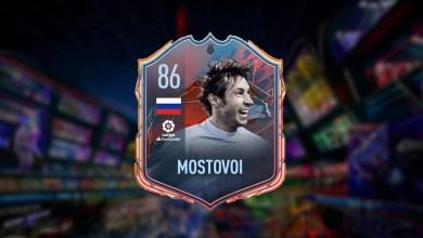 Александр Мостовой Получил Собственную Карточку и Трейлер в FIFA 22