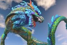 Новая Версия Мода Minecraft Ice and Fire: Драконы Добавила Кучу Сказочных Мобов