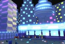 Как Попасть в Техно Мир в Roblox Pet Simulator X?