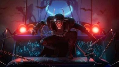 Как получить скин Бэтмена, который смеется и его аксессуары в Фортнайт