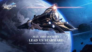 miHoYo Анонсировали Новую Игру Honkai: Star Rail