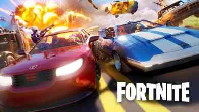 Секретное обновление Fortnite сделало автомобили более опасными