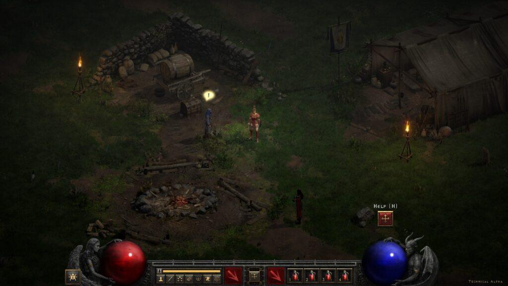 Читы к Diablo 2: Resurrected - Трейнер (+10) [Game Version: v1.0.65956+]