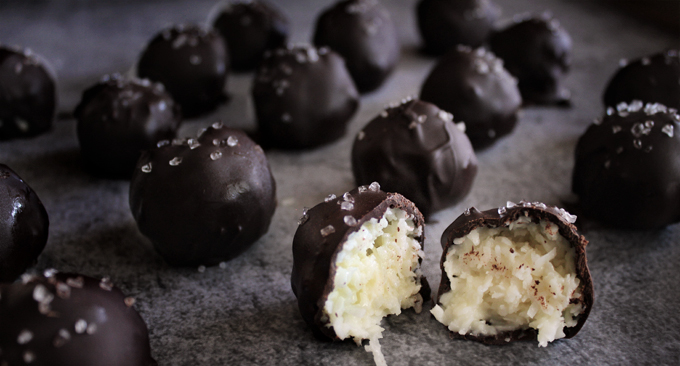 Big black dicks rum balls