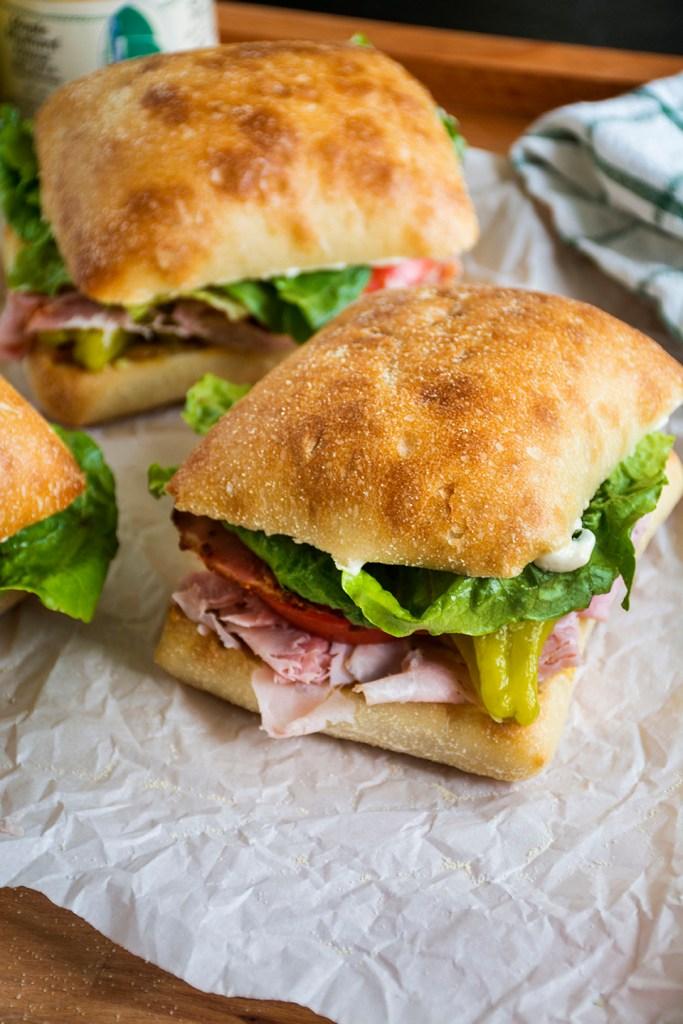 Corner Deli Sandwich