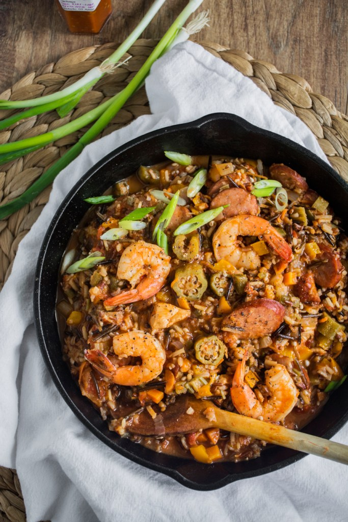 One-Pot Jambalaya