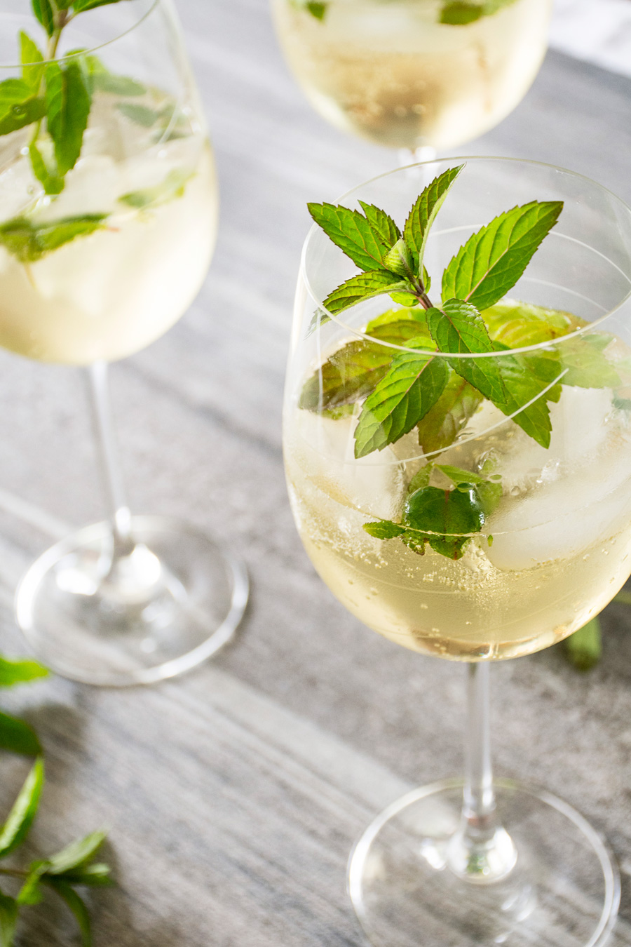 The Hugo Prosecco Elderflower Amp Mint