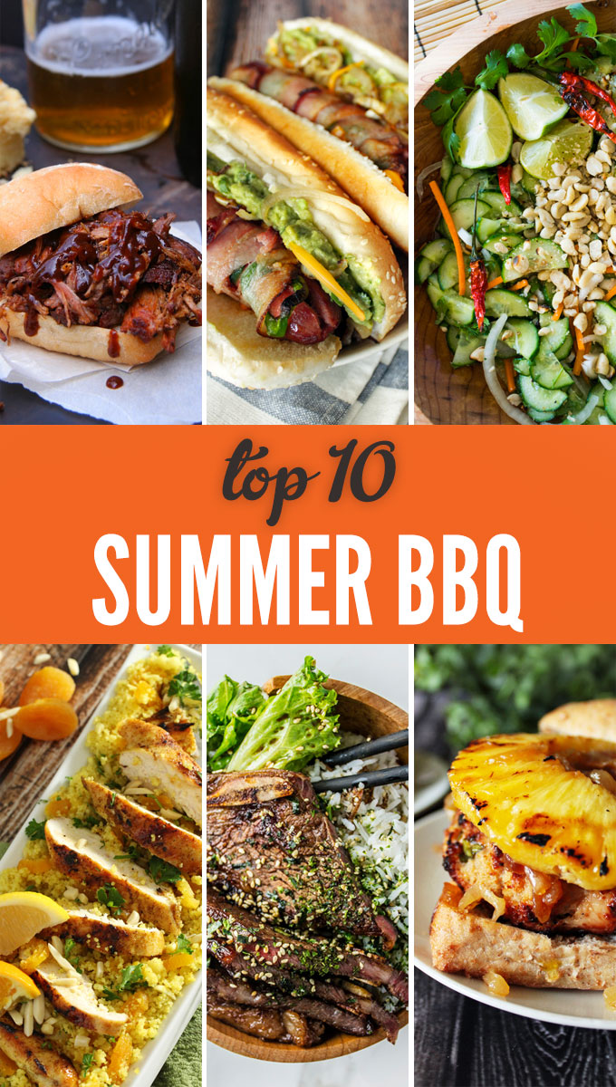 Top 10 Barbecue