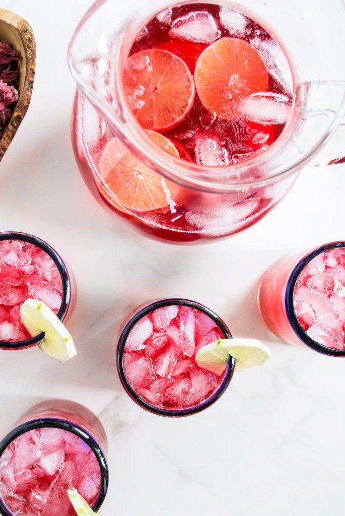 Hibiscus Limeade