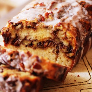 Cinnamon Pecan Swirl Loaf