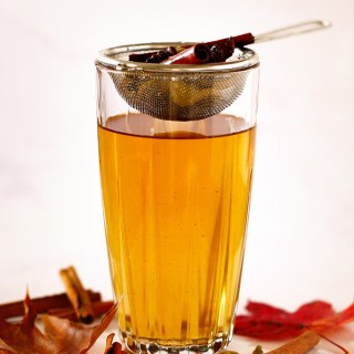 Autumn-Spiced Simple Syrup