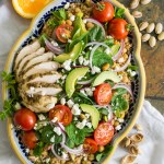 Middle Eastern Super Salad