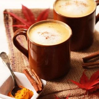 Turmeric Cinnamon Latte