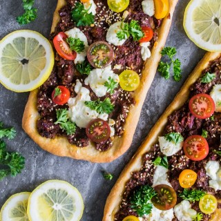 Levantine Flatbread*