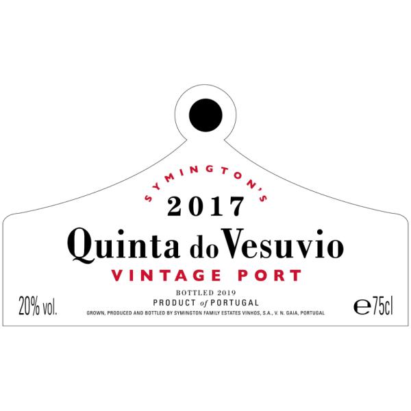 Qta_do_Vesuvio_Vintage_2017_label