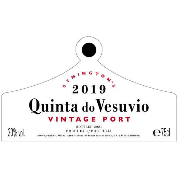 Qta_do_Vesuvio_Vintage_2019_label