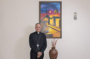 Monseñor Silvio Baez