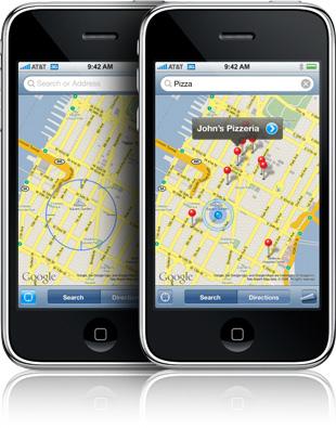 iphonemaps