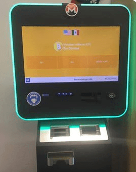 NEW Bitcoin ATM