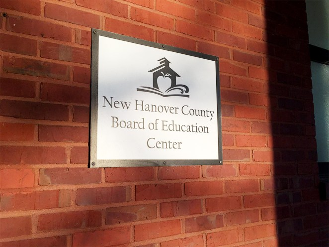 Primary election results are in and it appears the chairman of the New Hanover County Board of Education will not appear on the ballot in November. (Port City Daily/Johanna Ferebee)