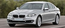 Portcullis Executive Travel | BMW 5 Series Chauffeured Car Booking