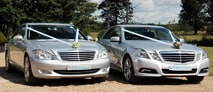Portcullis Luxury Wedding Cars | Mercedes S-Class Professional Chauffeurs