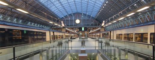 Portcullis Executive Travel |Eurostar Station Transfers