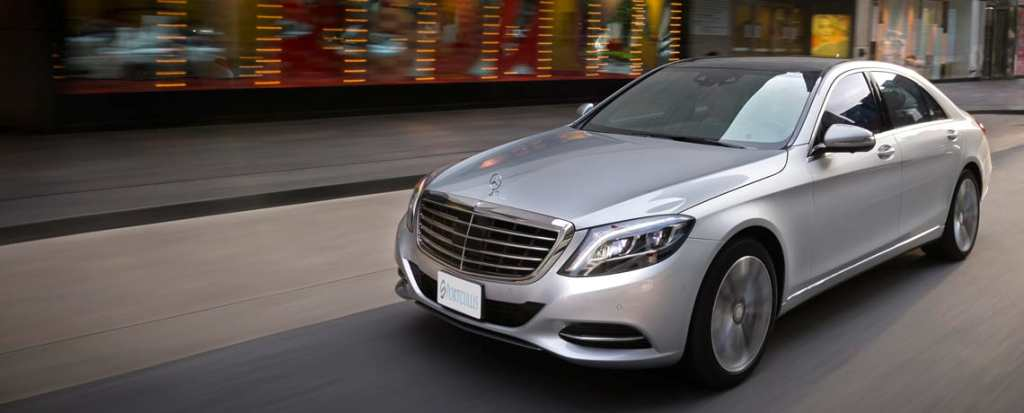 Luxury car hire in Kent & Thanet