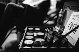 Malette secrette du barbier du Comptoir du Cheveu