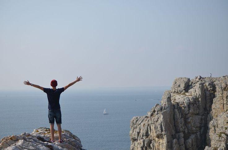 Trekking photos à la pointe de Pen Hir