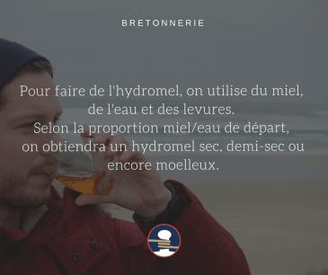 Bretonnerie : Différence entre Chouchen et Hydromel