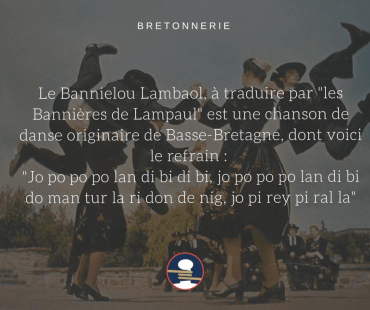 Bretonnerie : Le Bannielou Lambaol