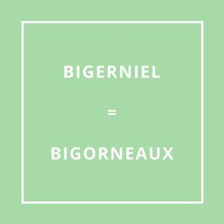 Traduction bretonne : BIGERNIEL = BIGORNEAUX