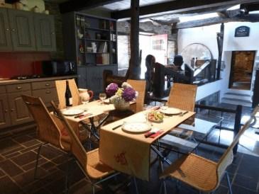 Saint-Urbain (29) : le Moulin de Beuzidou, cuisine cool