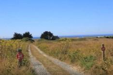 Tronoën (29) : maison de charme vue sur mer et dunes, au calme