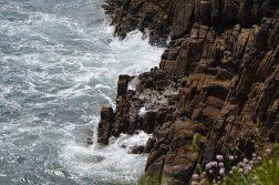 La côte sauvage bretonne