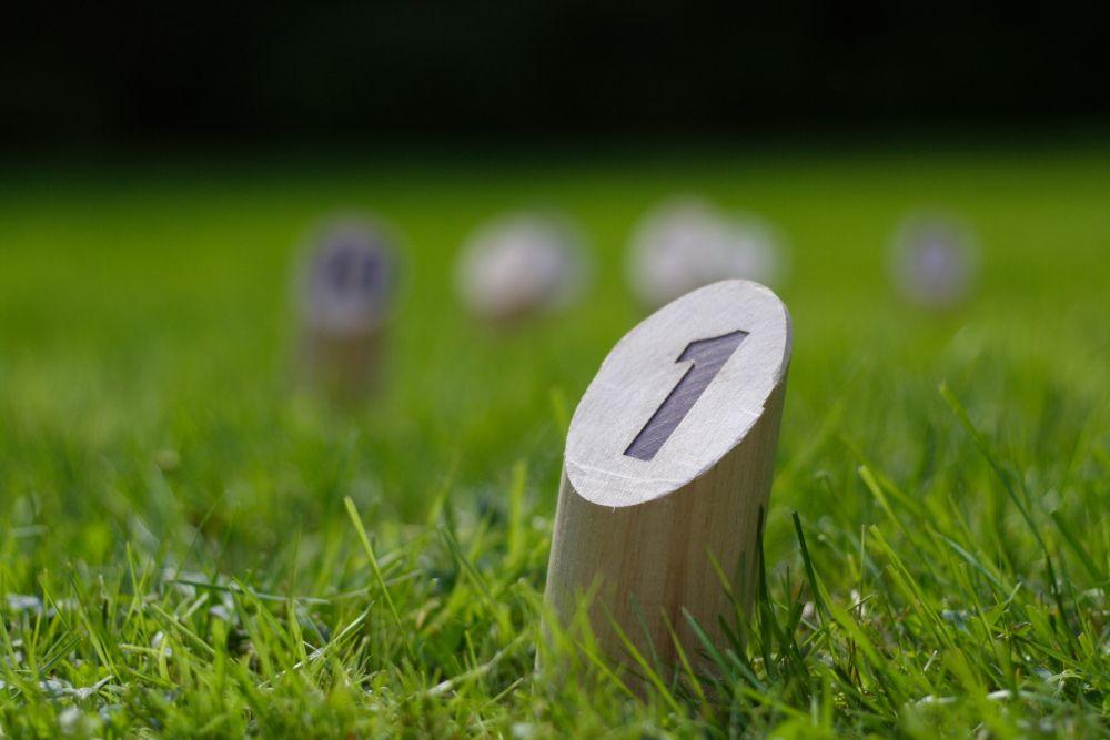 Le mölkky, un sport populaire en Bretagne