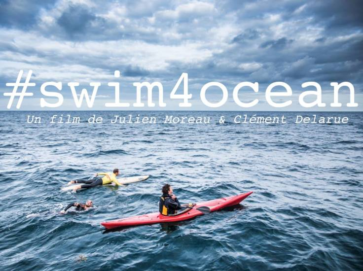 Sweam 4 Ocean, un défi humain, solidaire et écologique !