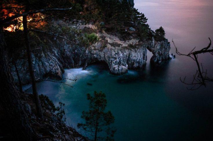 Même de nuit la Bretagne est belle !