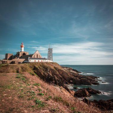 La pointe de Saint Mathieu et son phare