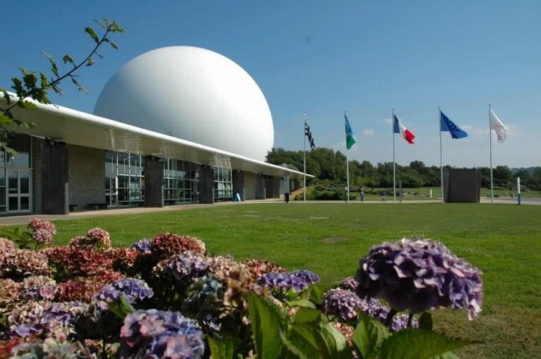 Cité des télécoms Parc du radome