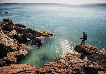 Oui, marcher sur l'eau c'est possible !