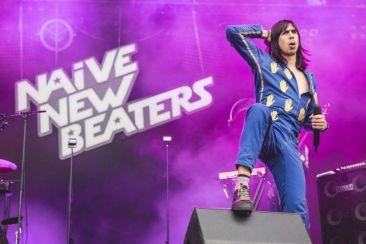 Naive New Beaters veut entendre les briochins crier !